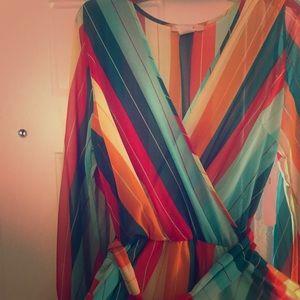 Dresses & Skirts - Sheers Maxi Dress
